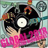 Continuous Dj Mix - Global 2018 [Catstar Recordings]