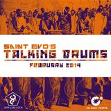 TALKING DRUMS (FEB Edition) By Saint Evo