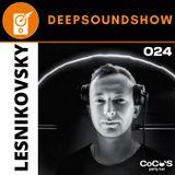 DEEP SOUND SHOW 024 - Lesnikovsky