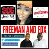 Freeman & Fox Show Ft Gigi Fontaine 10-22-2016