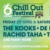 Chillout Festival Mix 2012