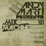 Andy Mart - Mix Machine@DI.FM 121