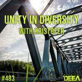 Kristofer - Unity in Diversity 483 @ Radio DEEA (14-04-2018)