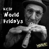 World Fridays #17 w/ J Boogie