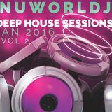 Deep Bass Sessions Vol #3 NUWORLDJ