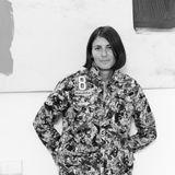 Karina Saakyan at CURVE x RNDM, Moscow [16.11.18]