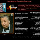 Émission du 7 mars 2014 pour le centenaire de naissance de Anibal TROILO.