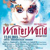 Klaudia Gawlas @ WinterWorld 12-01-2013