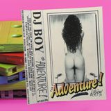 DJ Boy -The Adventure (Part 2) - Vinyl Mixtape (1995)