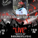 Baby Powder Meets Basement Life Vol.2 Mix By Dj Punch 2020