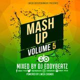MASHUP VOL 5 by DJ @EDDYBEATZ