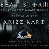 Krizz Karo - Beat Storm Podcast 18.02.2015