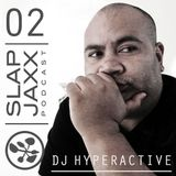 DJ Hyperactive (Live Vinyl Set at Primary)