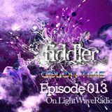 Fiddler - Color Time (Episode 013) On LightWaveRadio (Special Trance Set) (2012.04.08)