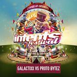 Galactixx vs Proto Bytez @ Intents Festival 2017