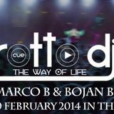 Marco B & Bojan B [Grotto DJs] - Top 10 February 2014 In The Mix