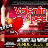 A lil 80s vs 90s RnB mixdown. Warming up for the massive valentines Solid soul night