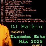 Kizomba Hits Mix 2015 (Volume 1) DJ Maikiu