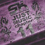 Greg Sin KEy - Just Music Chapter 11