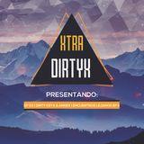 XTRA DIRTYX Present: EP 03  Dirty KeyX & AngeX   Encuentros Lejanos EP II DJ live Set 