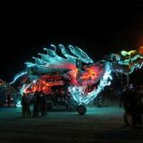 A Funk- and Fire-Breathing Dragon Live DJ Set