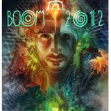 Johnny Blue @ Boom Festival 2012 (Ambient Source) , Portugal : Part 1