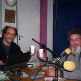 Charla con  Edelmiro Molinari hace unos años  en la Radio