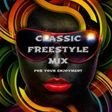 Classic Freestyle Mix - DJ Carlos C4 Ramos
