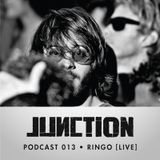 Junction Podcast.013 - RIngo