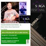 Sirga Festival: Taller de música electrònica i dj