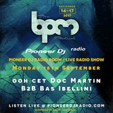 Doc Martin B2B Bas Ibellini - Live In The Pioneer DJ Radio Room at The BPM Festival PortugaL