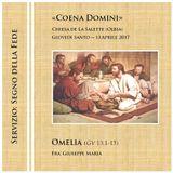 Omelia (Gv 13,1-15) - «Coena Domini», Giovedì Santo - Anno A (7m21s)