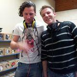 Johnny Glineur ( fréquenceclub )& Kévin ( room 3 la Bush & Catacombe & escape ...)