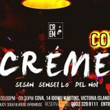 CRÉME HOUSE MUSIC DAY PARTY