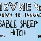 HITCH @ Pacha Barcelona pres. INSANE (Jan 18th 2015)