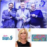 """Myrta Merlino presenta """"Madri"""" a Italia 5, gustosa anteprima radiofonica di Arezzo Passioni Festival"""