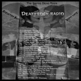 Skeleton Bat - The Living Dead Hour - DRR 004