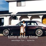 Time after Time: 1981, Part One~