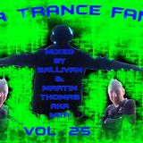 For Trance Family vol.25 Mixed by M2R & Sallivan
