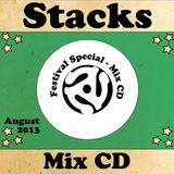 Stacks Mix CD - August 2013