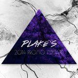 PLΛKE's 2014 Promo Mixtape