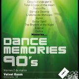 Dance Memories 90 @ Velvet Room (02.03.2012) Parte 1