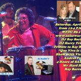 Que Viva La Musica Show Tribute to Ray Barretto DJ REY BORICUA, Vicki Sola, Andres Padua & DJHarry T