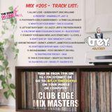 The Edge 96.1 MixMasters #205 - Mixed By Dj Trey (2018)