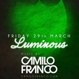 Dom Pérignon Luminous by Camilo Franco (29/3/2013)