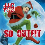 Advent Day #9  - SD Outfit