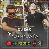 Sammy Porter & Friends - Podcast 37 [Live @ Ushuaia Ibiza w. CJ Sax]
