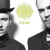 Foehn & Jerome @ RTS.FM Studio Vienna, 31-03-12