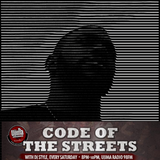 Code of the Streets 6/4/19 special guest Javeon