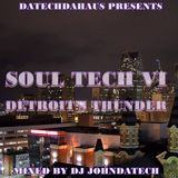 Soul Tech VI: Detroit's Thunder